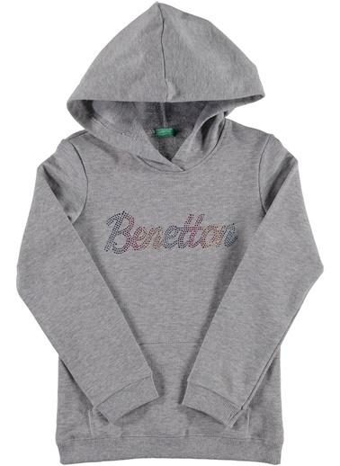 012 Benetton Sweatshirt Gri